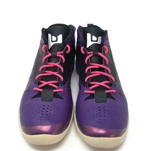 buy popular eb8fb 26f48 Jordan Shoes - Jordan Fly Wade 2 EV Men s Size 10.5 Purple Black